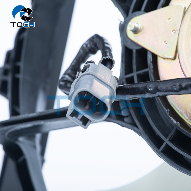 TOCH custom cooling fan for car supply for car-1
