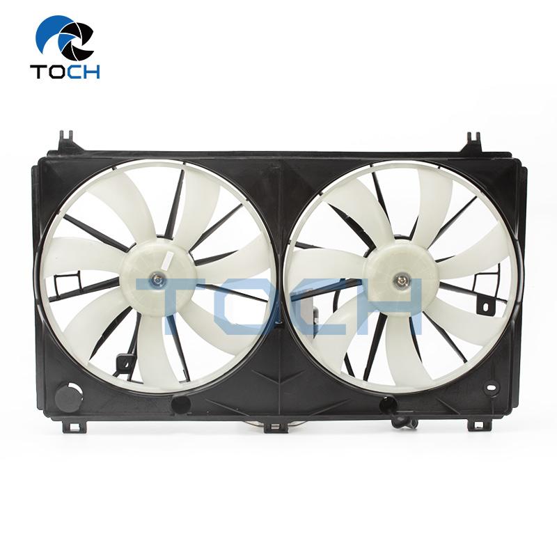 good toyota radiator fan manufacturers for car-2