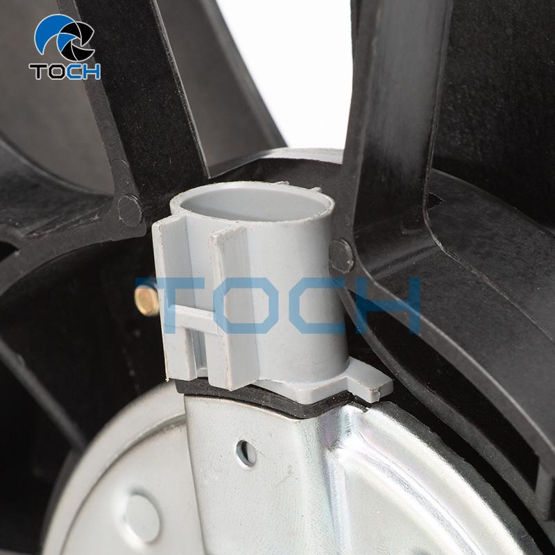 factory price radiator fan motor factory for car-1