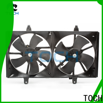 TOCH oem electric engine cooling fan manufacturers for car