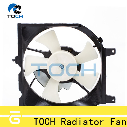 TOCH latest radiator fan assembly factory for car