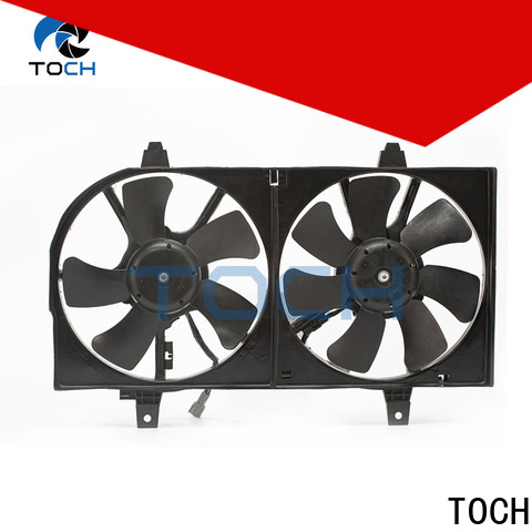 TOCH radiator fan assembly supply for engine