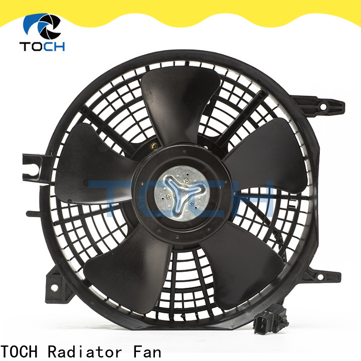 TOCH high-quality engine cooling fan supply for car