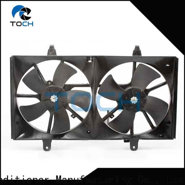 TOCH latest car radiator cooling fan supply for sale