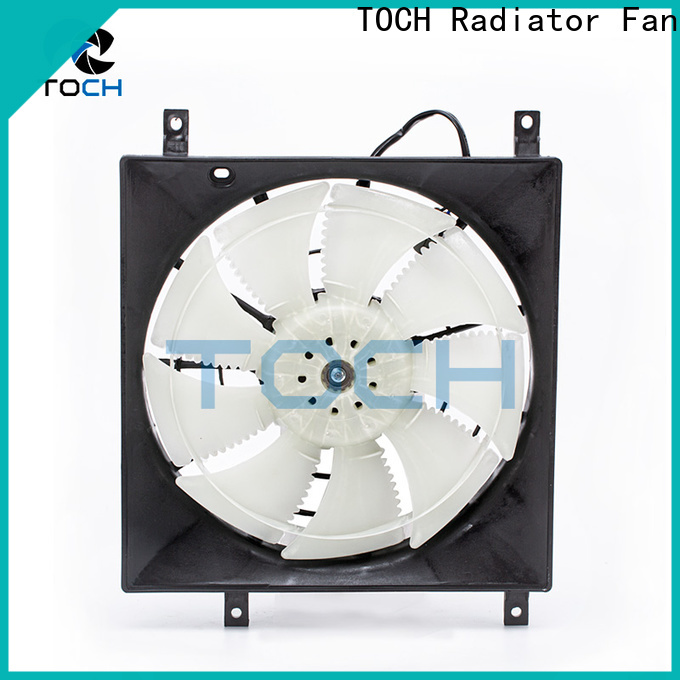 TOCH electric engine cooling fan manufacturers for sale