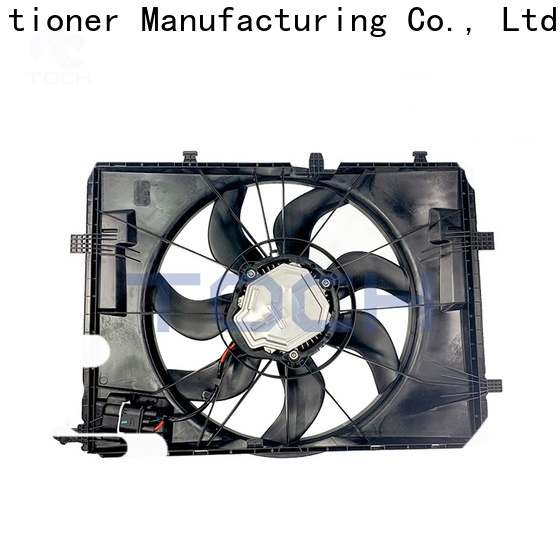 TOCH benz radiator fan for business for car
