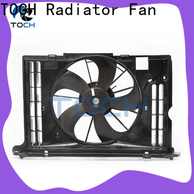 TOCH top car radiator cooling fan suppliers for engine