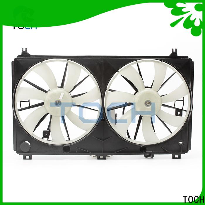 good toyota radiator fan manufacturers for car