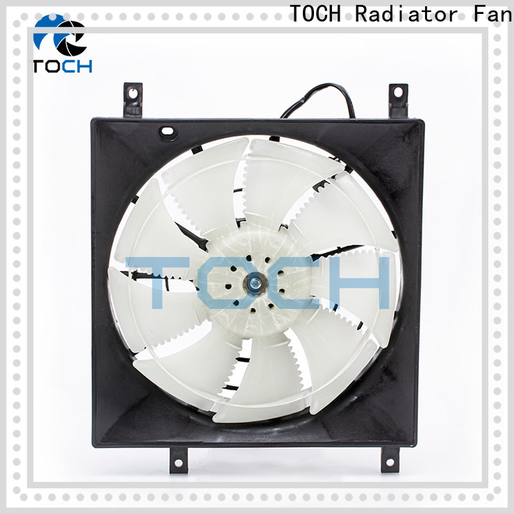 TOCH good car radiator cooling fan for business for sale