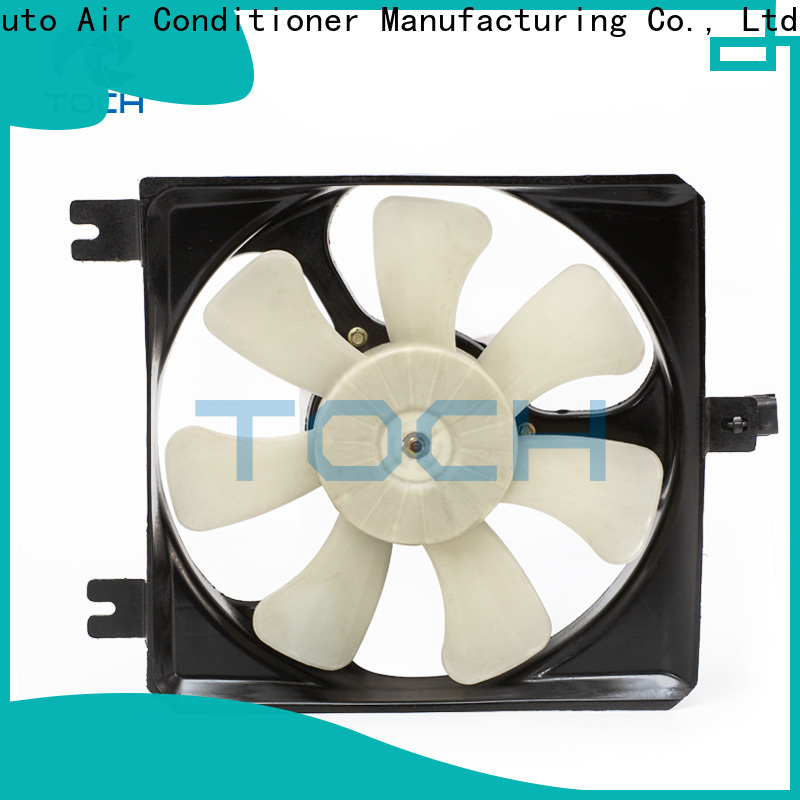 TOCH electric engine cooling fan manufacturers for car
