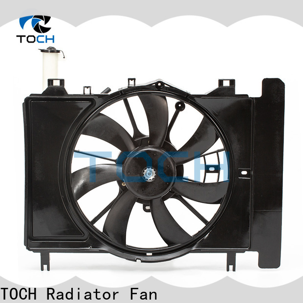 TOCH radiator fan manufacturers for car