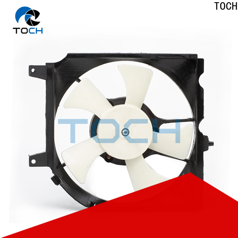 TOCH custom cooling fan for car supply for car