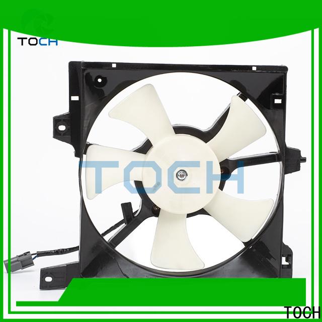 TOCH radiator fan motor company for engine