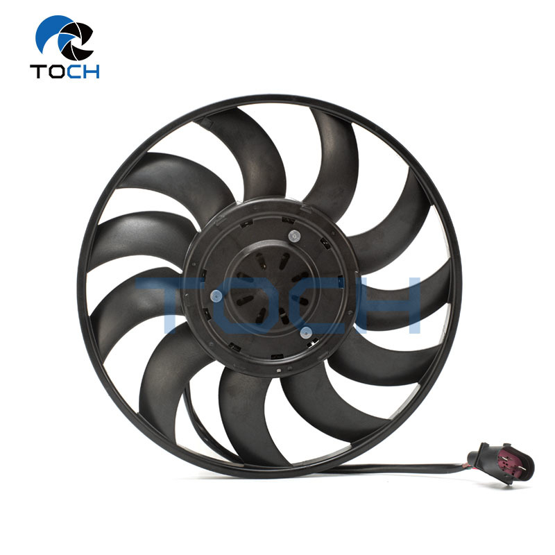 Auto Radiator Fan Replacement 4H0959455AB/4H0959455AD for Audi A8 Aftermarket parts