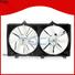 custom radiator fan assembly factory for toyota