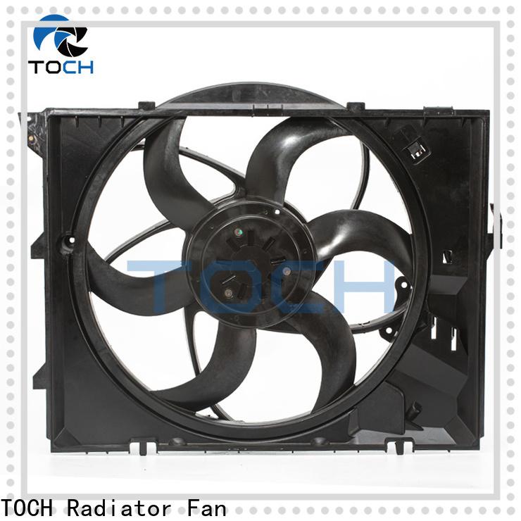 TOCH bmw radiator fan supply for sale