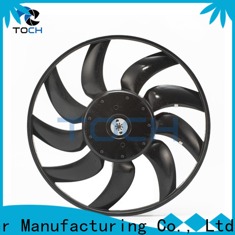high-quality radiator fan assembly supply for car