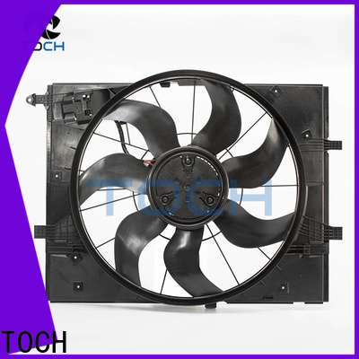 TOCH fast delivery engine cooling fan supply for car