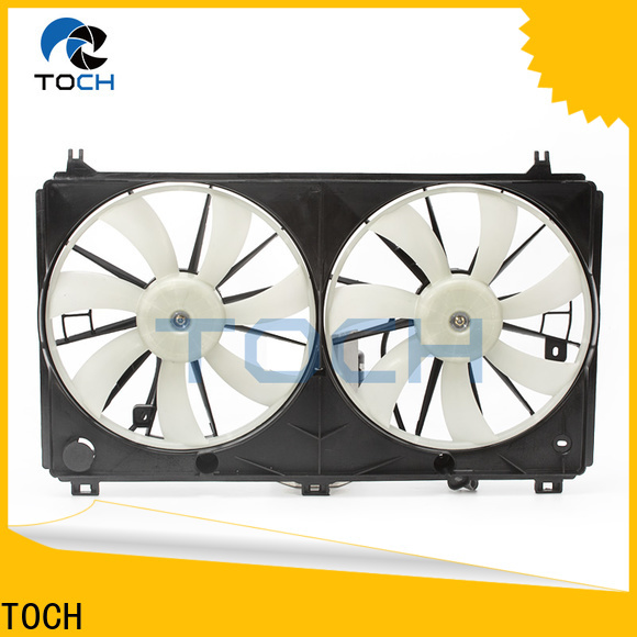 TOCH wholesale automotive cooling fan supply for toyota