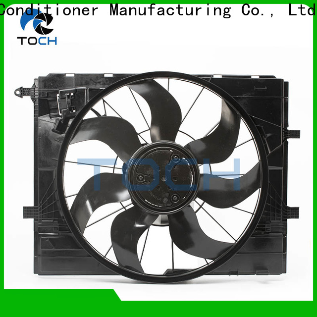 hot sale engine radiator fan company for benz