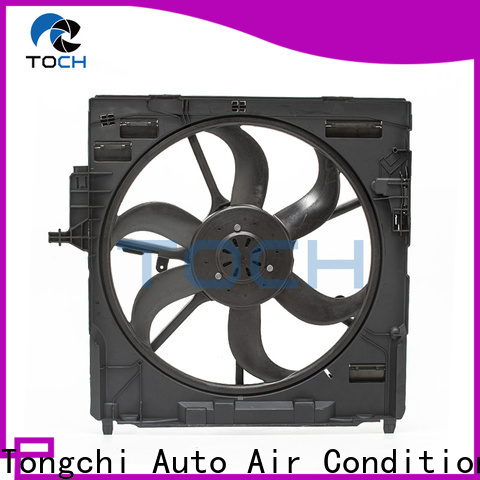 TOCH oem radiator fan assembly for business for sale