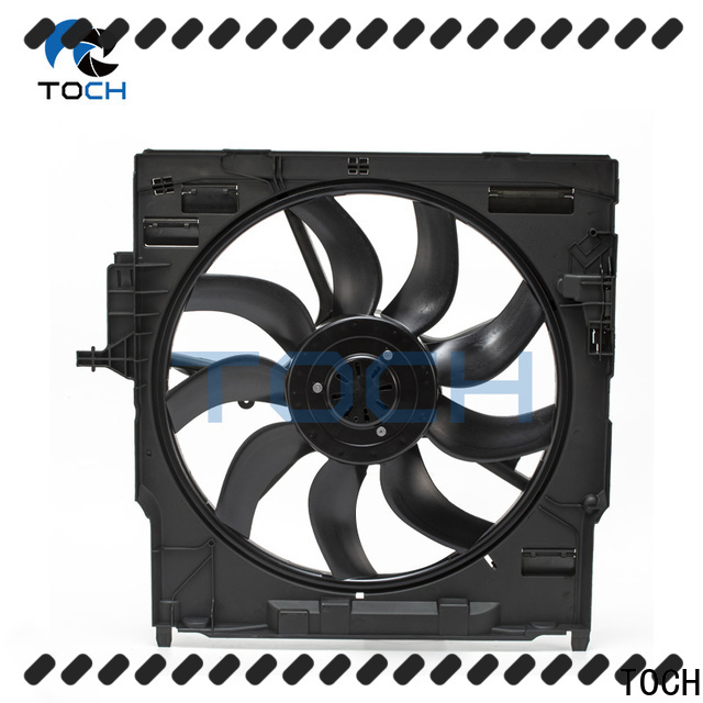 TOCH fast delivery cooling fan for car for business for bmw