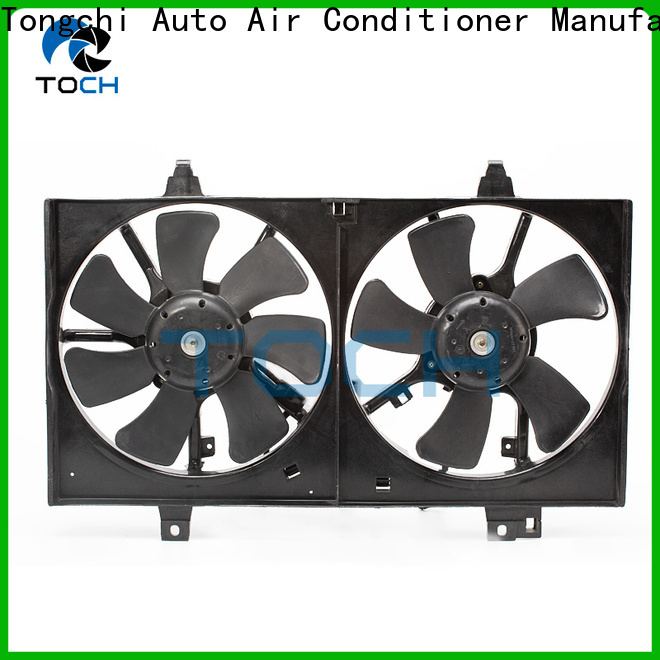 new car radiator cooling fan company for car