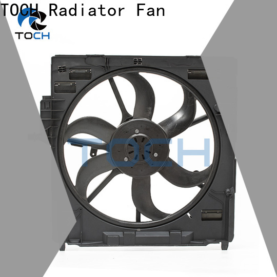 TOCH factory price car radiator fan suppliers for sale
