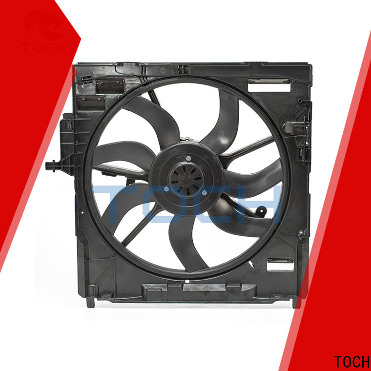 TOCH automotive cooling fan supply for engine
