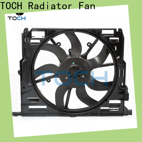 TOCH oem brushless radiator fan assembly company for sale