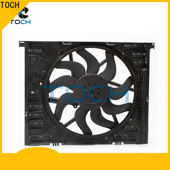 TOCH fast delivery car electric fan supply for engine