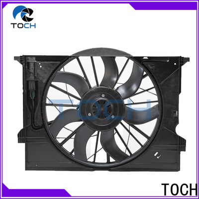 TOCH high-quality brushless automotive cooling fan manufacturers for car