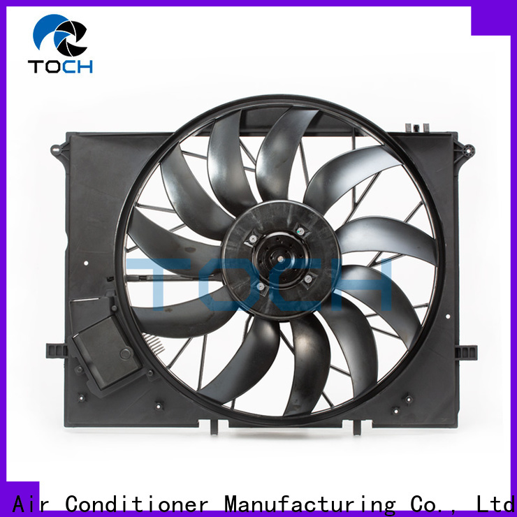 TOCH top car radiator cooling fan manufacturers for car