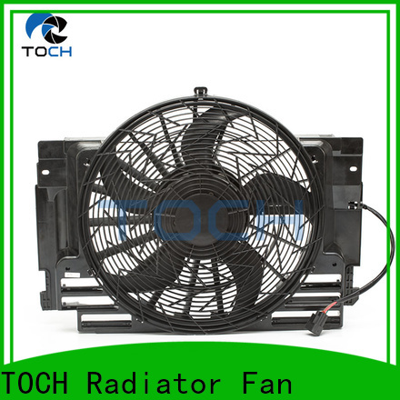 TOCH best bmw radiator cooling fan suppliers for car