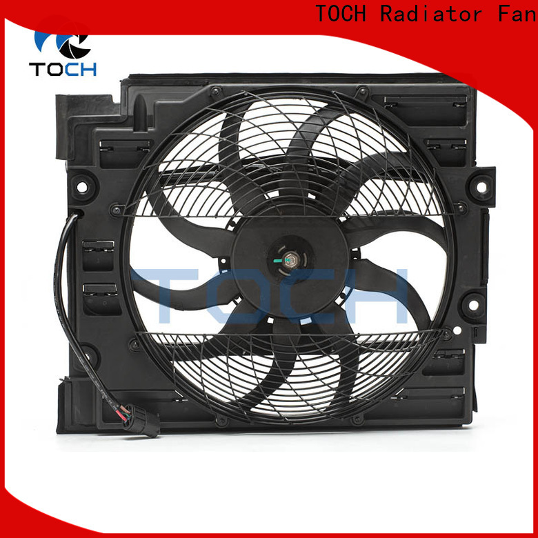 TOCH oem bmw cooling fan supply for bmw