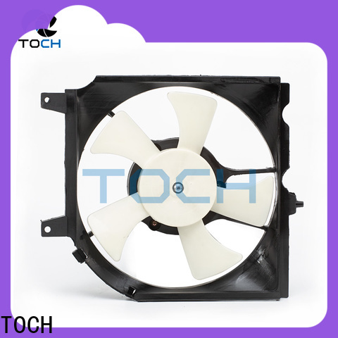 TOCH car radiator electric cooling fans suppliers for engine