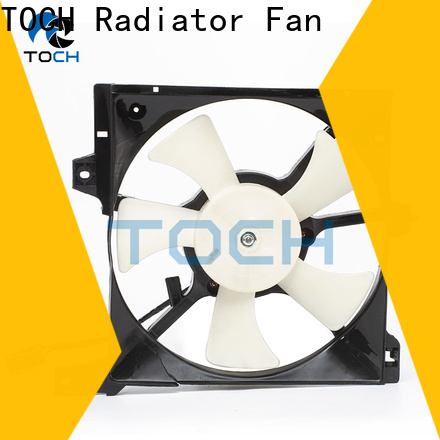 TOCH car radiator cooling fan supply for engine