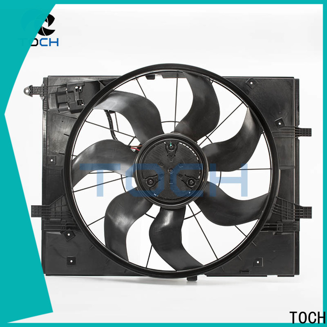 TOCH brushless automotive cooling fan manufacturers for benz