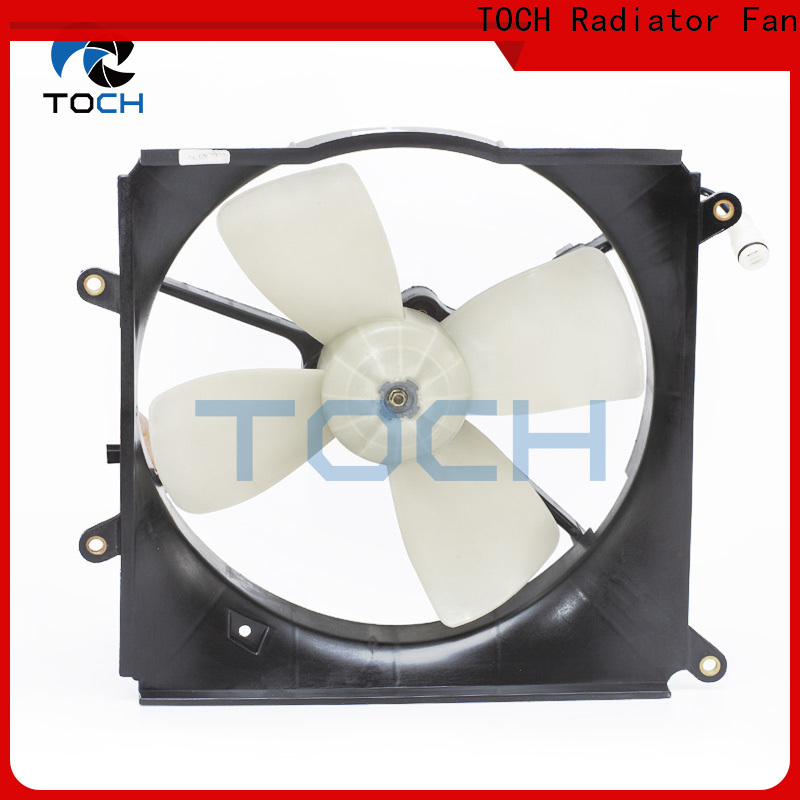 top car radiator cooling fan supply for sale