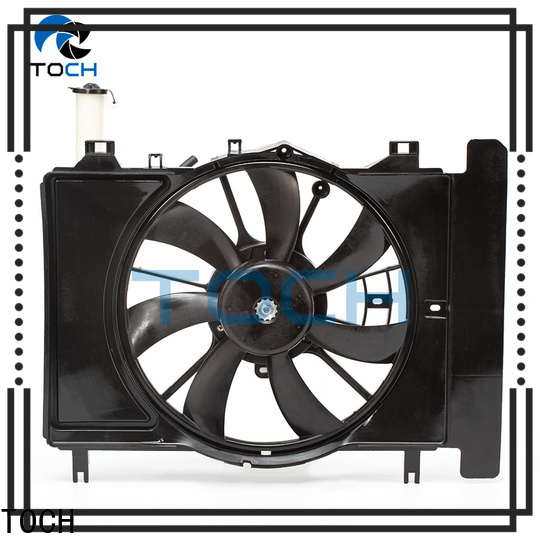 TOCH fast delivery radiator cooling fan suppliers for sale
