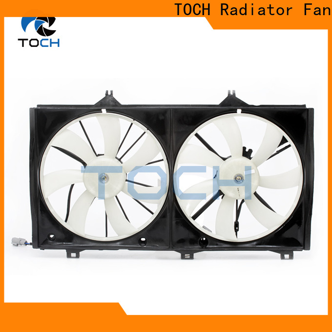 TOCH car radiator electric cooling fans manufacturers for engine