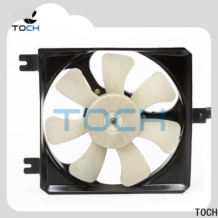 TOCH car radiator fan supply for toyota