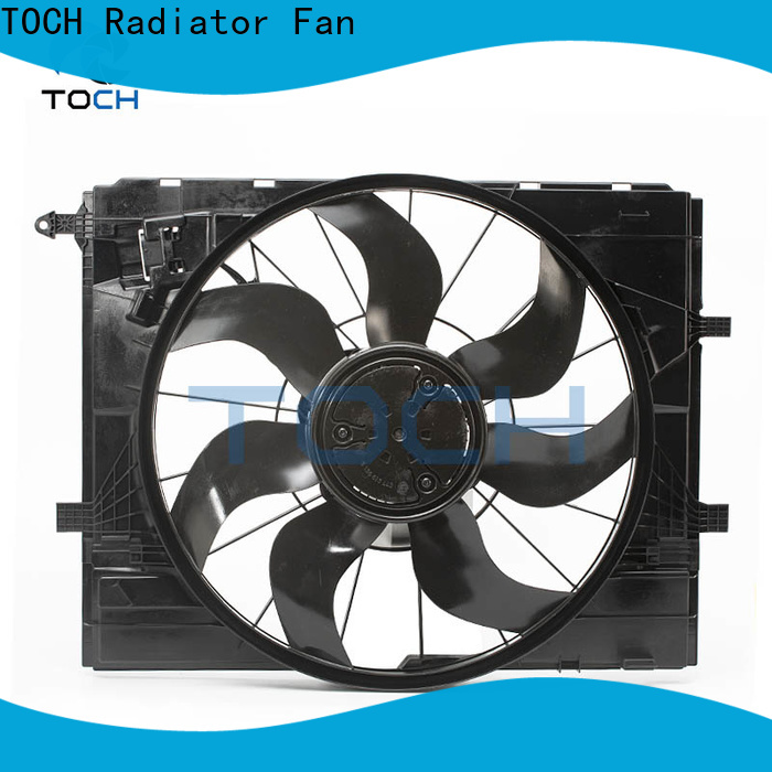 TOCH oem cooling fan for car factory for sale