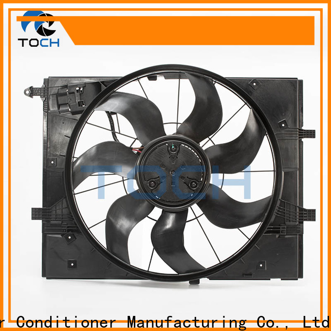 TOCH mercedes radiator fan supply for benz
