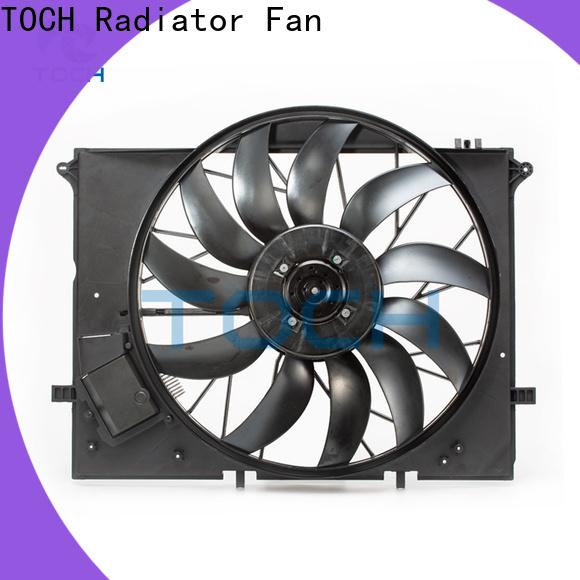 TOCH hot sale mercedes radiator fan company for car
