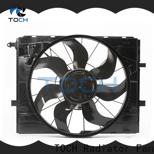 TOCH mercedes cooling fan company for benz