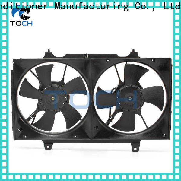 TOCH hot sale nissan radiator fan manufacturers for car