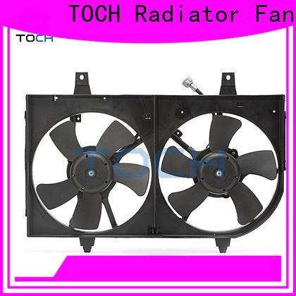TOCH nissan radiator fan factory for nissan