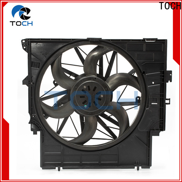 hot sale bmw electric radiator fan company for car