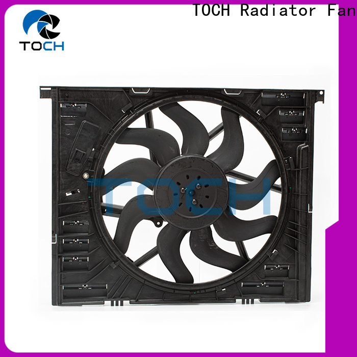 TOCH wholesale bmw cooling fan company for car
